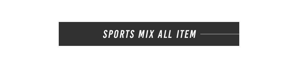 ALL SPORTS MIX