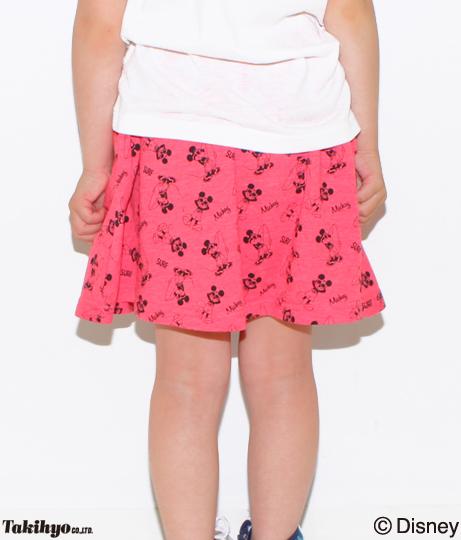 ディズニーコレクション・総柄ミニスカート(ボトムス・パンツ /スカート)   ANAP KIDS