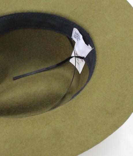 ネイティブ柄ウールフェルトハット(ファッション雑貨/ハット・キャップ・ニット帽 ・キャスケット・ベレー帽) | Settimissimo