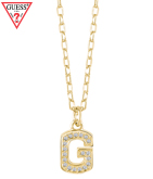 GUESS LITTLE SPARKLE G NECKLACE