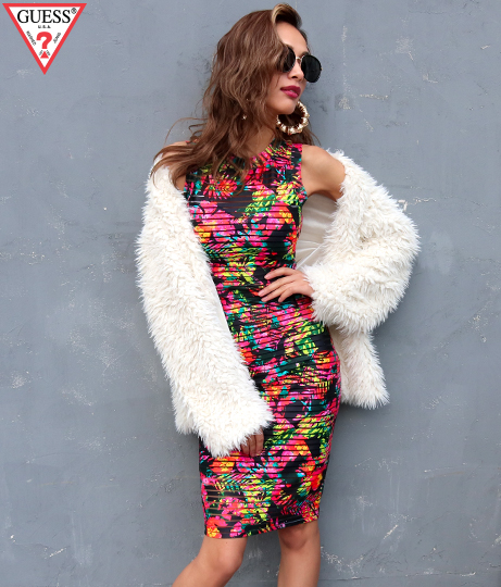 GUESS SL CATRINA DRESS