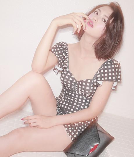 スカートワンピース(水着/ワンピース) | Da:lfwin