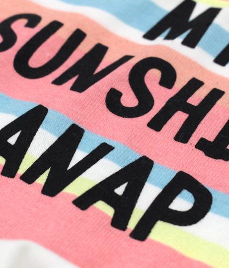 マルチボーダートップス(トップス/カットソー ) | ANAP KIDS