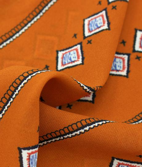 フリルベアカラーエスニックオールインワン(ワンピース・ドレス/サロペット/オールインワン) | ANAP