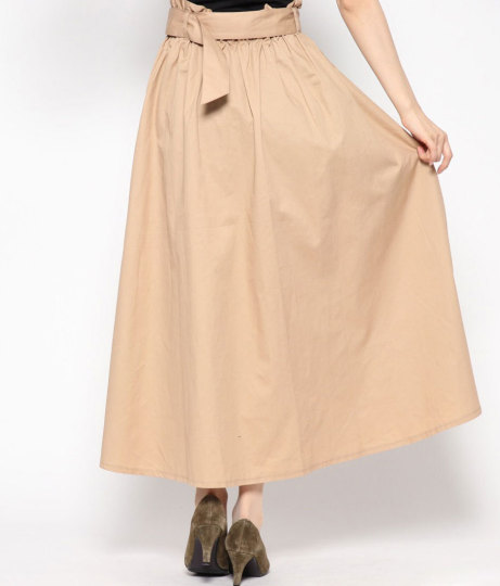 ボタンフライタックスカート(ボトムス・パンツ /スカート) | AULI