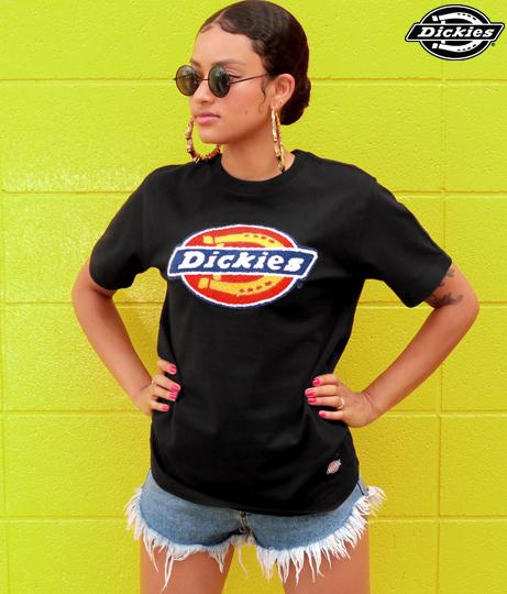 ロゴサガラ刺繍Tシャツ