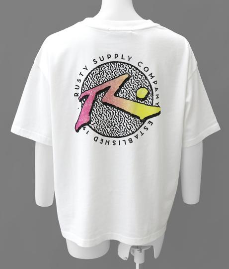 RUSTY レディース Tシャツ(トップス/Tシャツ) | RUSTY