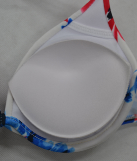 HOYUKI 柄物・体系カバービキニ4点セット(水着/水着・水着セット) | HOYUKI