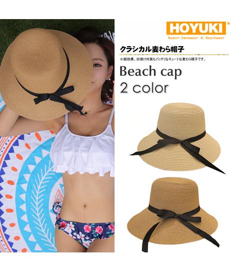HOYUKI クラシカル麦わら帽子