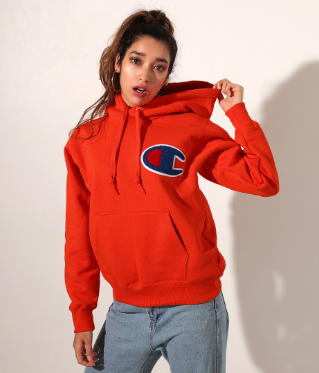 Champion PULLOVER HOODED SWEATSHIRT | Champion