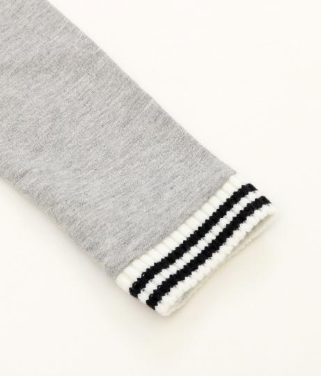 ラインリブ裾フレアワンピース(ワンピース・ドレス/ミニワンピ) | ANAP KIDS