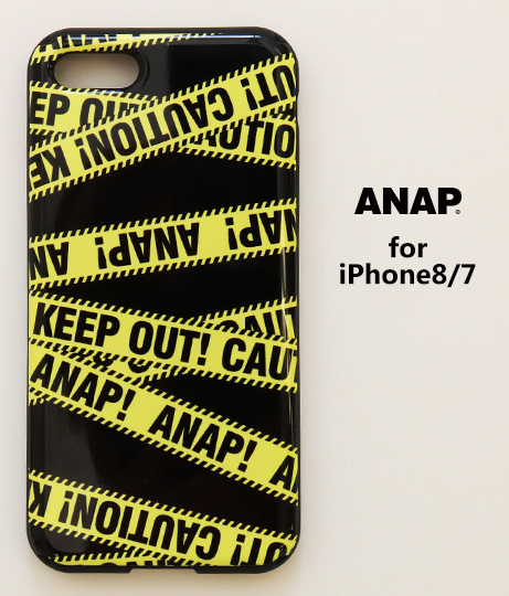 ANAPロゴiPhone7_8対応ケース(KEEP OUT)