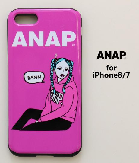 ANAPロゴiPhone7_8対応ケース(GIRL-PINK)