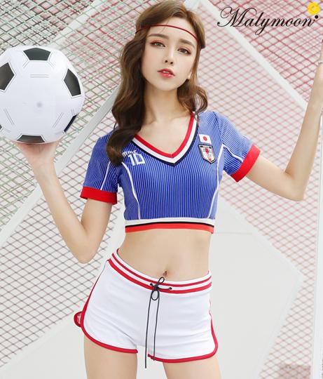 Malymoon サッカーガール
