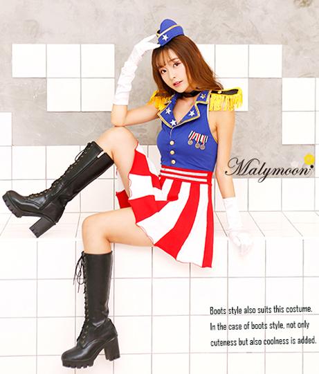 Malymoon USAガール(Others/コスチューム) | Malymoon