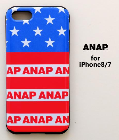 ANAPロゴiPhone7_8対応ケース(AMERICAN)