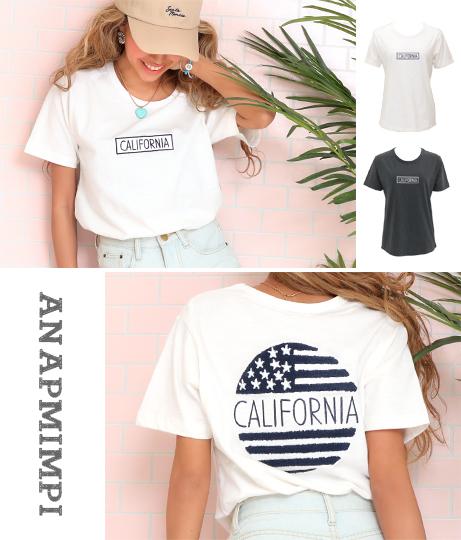CALIFORNIAサガラTシャツ