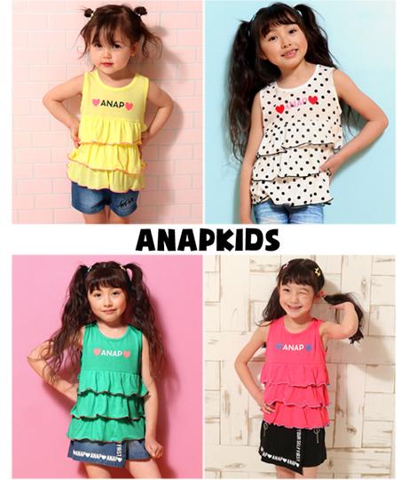 ●ティアードトップス | ANAP KIDS