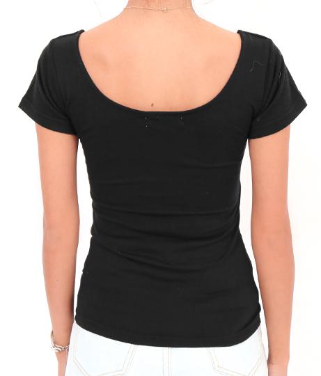 デコルテラインカップインTシャツ(トップス/Tシャツ) | anap mimpi