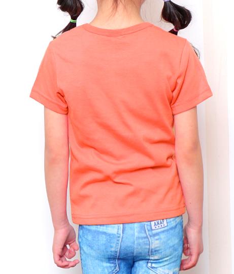 CALIFORNIAロゴデニムポケットTシャツ | ANAP KIDS