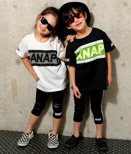 MESHロゴトップス | ANAP KIDS