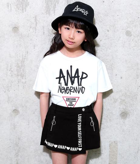 リングZIPタテロゴスカパン(ボトムス・パンツ /ショートパンツ) | ANAP KIDS