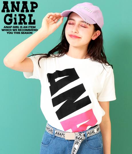BIGロゴプリントTシャツ