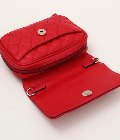 GUESS CALIFORNIA DREAM CONVERTIBLE CROSSBODY BELT BAG(バッグ・鞄・小物/ショルダーバッグ・ショルダーポシェット) | GUESS