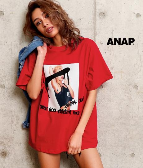 フォトプリントBIG Tシャツ