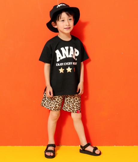 箔星ANAPロゴBIGTシャツ | ANAP KIDS