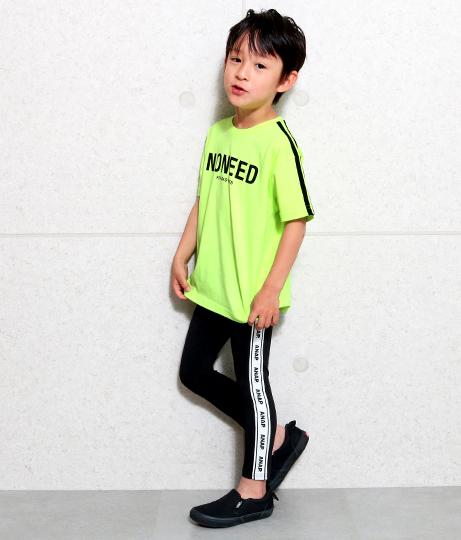 NONEEDロゴショルダーBIGTシャツ | ANAP KIDS