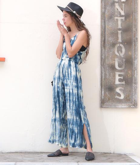 タイダイオールインワン(ワンピース・ドレス/サロペット/オールインワン) | anap mimpi