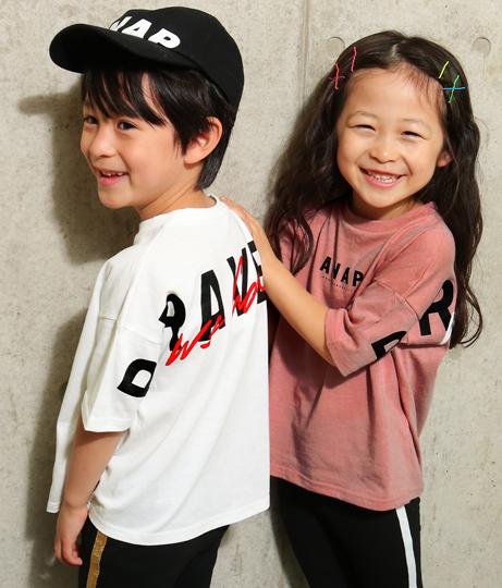 バックプリントTシャツ | ANAP KIDS