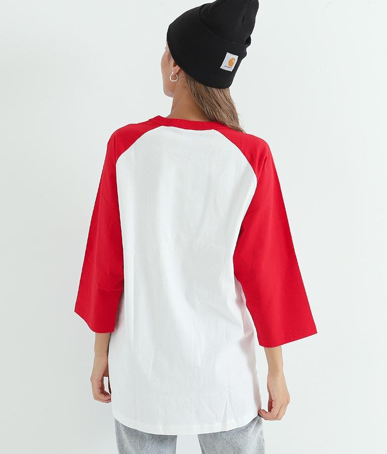 RAGLAN3/4 SLEEVE T-SHIRT(トップス/Tシャツ) | Champion