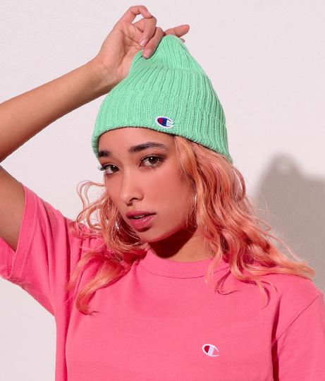 CAP(ファッション雑貨/ハット・キャップ・ニット帽 ・キャスケット・ベレー帽) | Champion