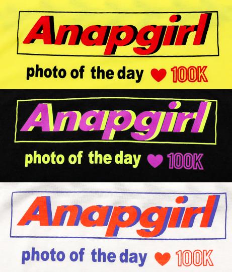 バックスピンドルドルマントップス | ANAP GiRL