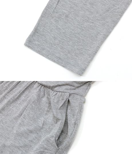ドレープレーヨンベアオールインワン(ワンピース・ドレス/サロペット/オールインワン) | Anap USA