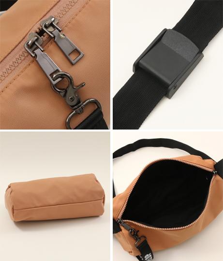 ナイロンテープボストンバッグ(バッグ・鞄・小物/ショルダーバッグ) | ANAP