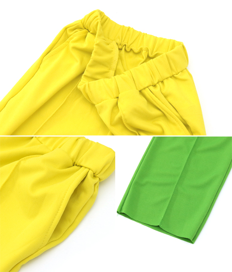 裾カットオフイージーパンツ(ボトムス・パンツ /ロングパンツ) | ANAP