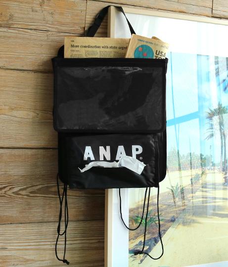 ANAPロゴカーポケット(インテリア雑貨/インテリアアクセサリー) | ANAP HOME