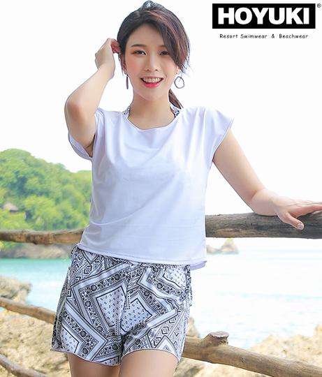 HOYUKIタンキニビキニ+Tシャツセット