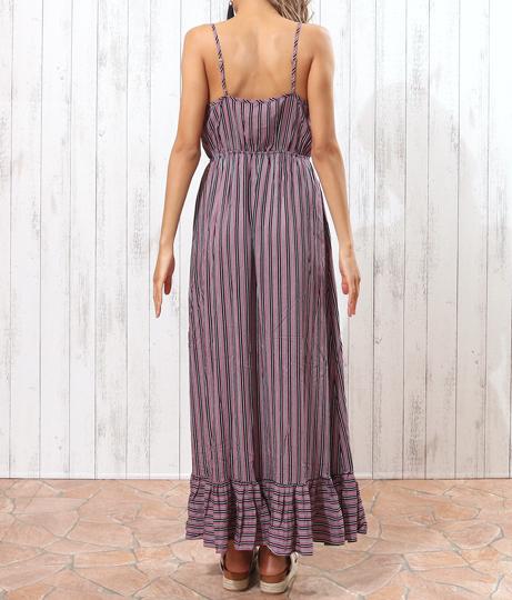 ピンタックストライプキャミワンピース(ワンピース・ドレス/ロングワンピ) | Anap USA