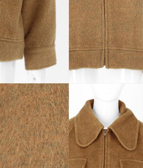 カバーオール(アウター(コート・ジャケット) /コート (トレンチコート・ロングコート) ・ボアジャケット) | AULI