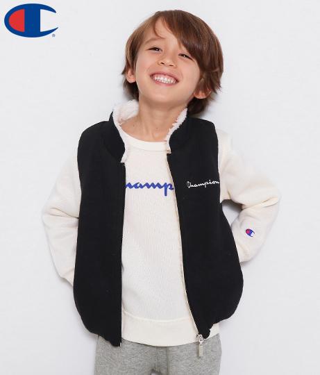championKIDS べスト(アウター(コート・ジャケット) /ボアジャケット・ジャケット・ブルゾン) | Champion Kids