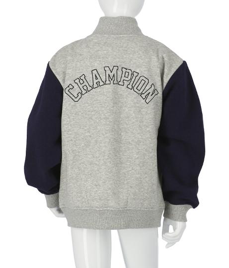 スタジャン(アウター(コート・ジャケット) /ジャケット・ブルゾン) | Champion Kids
