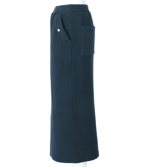 ニットタイトロングスカート(ボトムス・パンツ /ニットスカート ・スカート) | Factor=