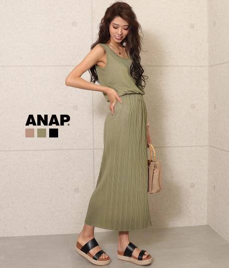 2fc753b6611 ロングワンピ - ファッション通販ANAPオンライン