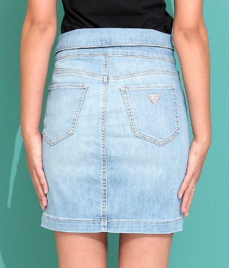 GUESS FOLD OVER BODYCON SKIRT(ボトムス・パンツ /スカート) | GUESS