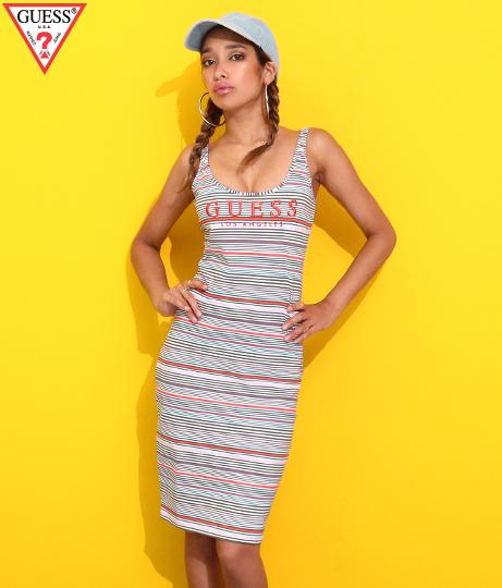 GUESS SL GUESS OG TANK DRESS