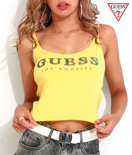 GUESS  SL GUESS CAMI OG TOP | GUESS